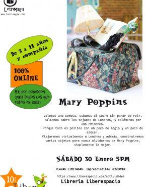 CARTEL MARY POPPINS