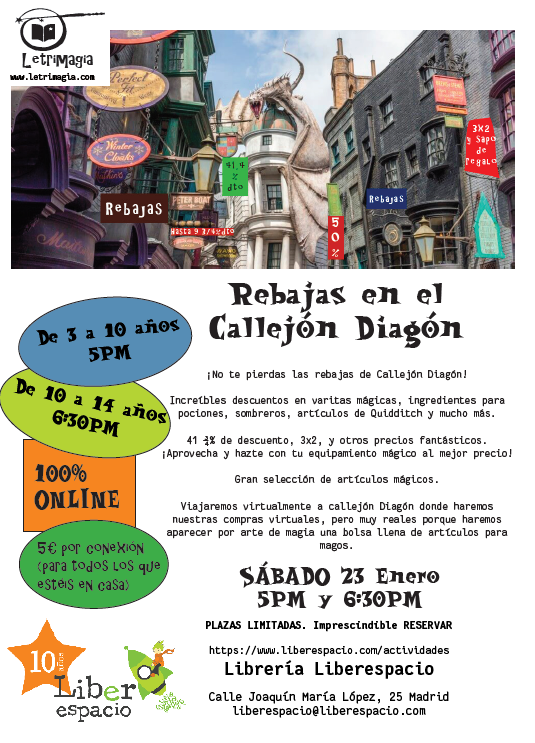 callejon diagon