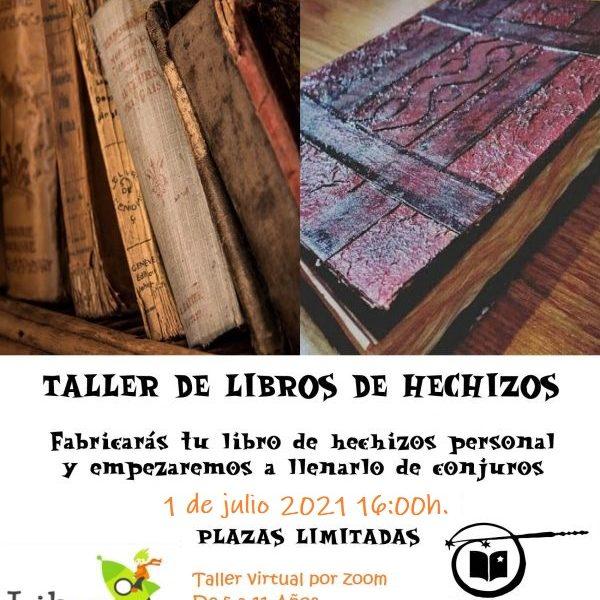 Taller virtual libro de hechizos