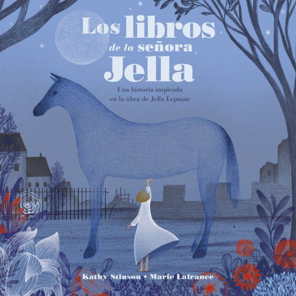 Los libros de la señora Jella Los libros de la señora Jella