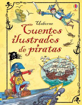 Cuentos ilustrados de piratas