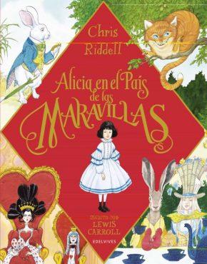 Alicia en el País de las Maravillas ilustrado por Chris Riddell