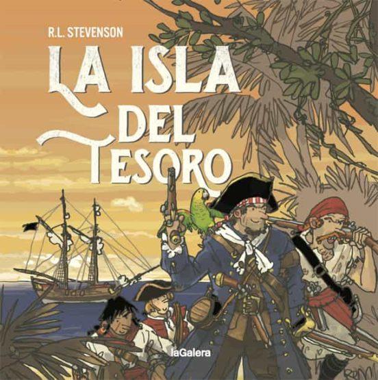 La isla del tesoro (adaptación primeros lectores)