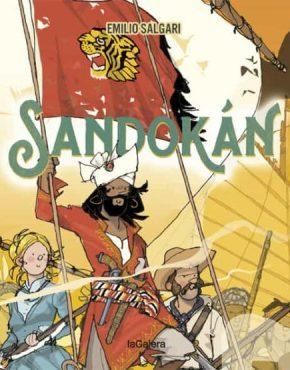 Sandokán (adaptación primeros lectores)