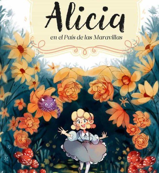 Alicia en el País de las Maravillas adaptado