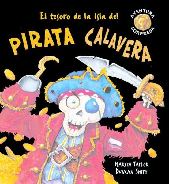 El tesoro de la Isla del pirata Calavera