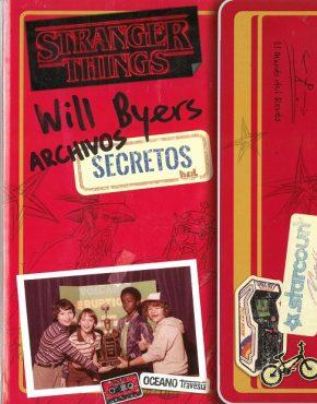 Will Byers. Archivos secretos Stranger Things 3