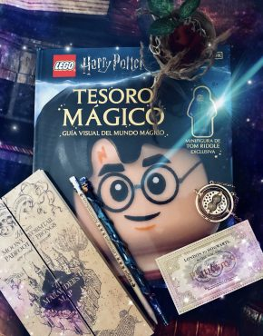 Pack Magos Harry Potter