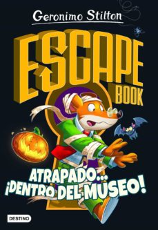 Escape book. Atrapado... ¡dentro del museo!