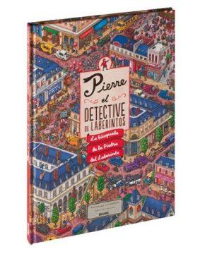 Pierre el detective de laberintos: El curioso caso del castillo del cielo