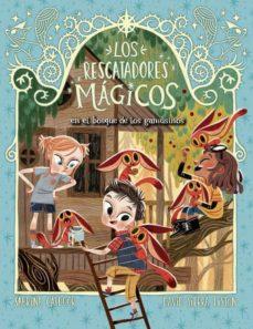 Los Rescatadores Mágicos 8. El bosque de los gamusinos