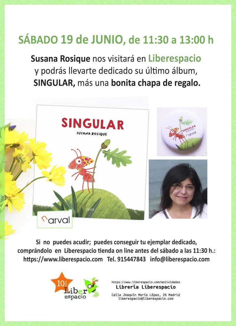 cartel a imprimir firma Singular Liberespacio