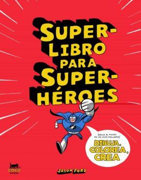 uperlibro para superhéroes