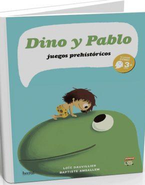 Dino y Pablo. Juegos prehistóricos