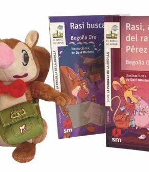 Pack Rasi y el ratoncito Pérez