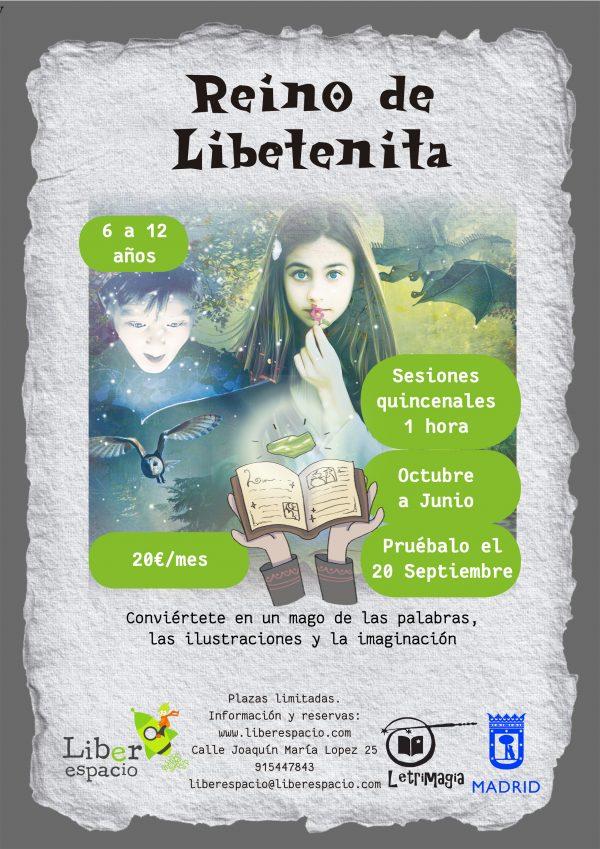 Encuentros creativos en el reino de Libetenita
